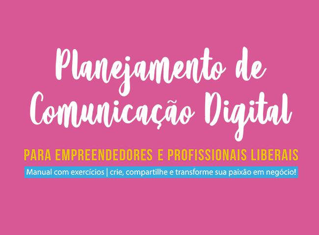 Planejamento de Comunicação Digital